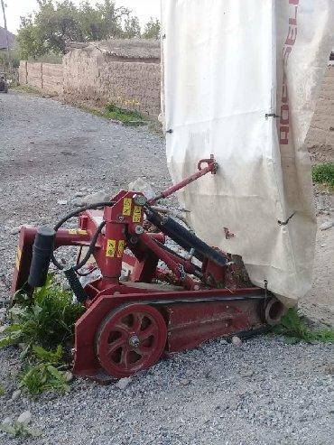 триммер ручная косилка в Кыргызстан: Роторная косилка. Есть вариант обмена