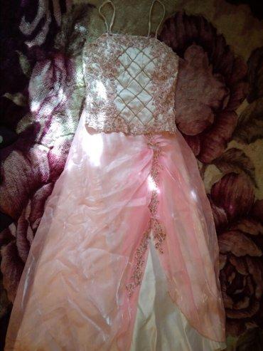 Платье бальное. в отличном состоянии, в Бишкек