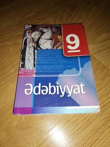 9 cu sinif Ədəbiyyat