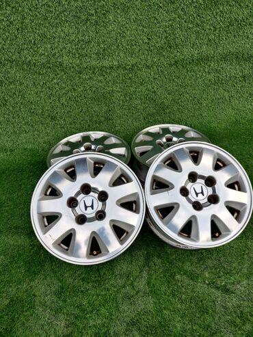 купить диски для машины в Кыргызстан: Диски HONDA Диаметр R15 Ширина 6.0j et50Сверловка 5*114.3Диски