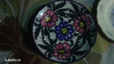 Ukrasni tanjirici bez ostećenja, unikat - Cuprija - slika 2