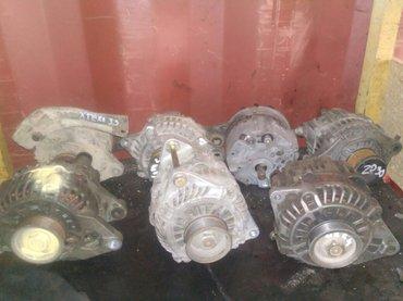 генераторы kraft в Кыргызстан: Генераторы МитсубисиНиссанИнфинити fx35Дэлика, Паджеро, Патрол у60