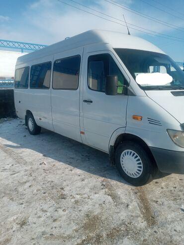 Купить бус спринтер грузовой - Кыргызстан: Mercedes-Benz Sprinter 2.2 л. 2004 | 413215 км