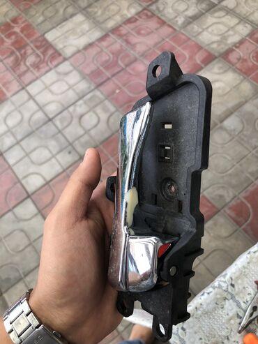 хундай соната бишкек in Кыргызстан | АВТОЗАПЧАСТИ: Ручки внутренние на Hyundai Sonata  Чуть чуть спалз хром