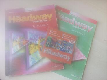 pocket book - Azərbaycan: Headwey English student book and workbook +CD Книги по английскому