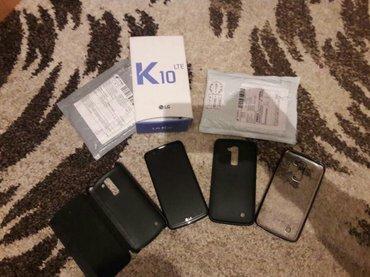 Срочно продам Lg-k10 LTE! Документы все имеются даже товарный чек! Сос в Бишкек