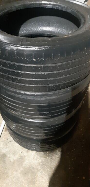 bmw-5-серия-518i-4mt - Azərbaycan: Salam. Üstdən cıxma işlənmiş 4 ədəd təkər satılır.Zetum firmasıdı