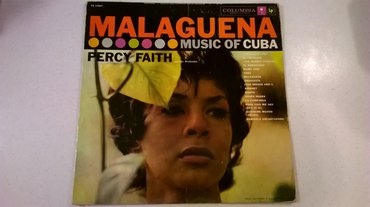 Percy faith and his orchestra ‎– malaguena ( music of cuba ) – σε Athens
