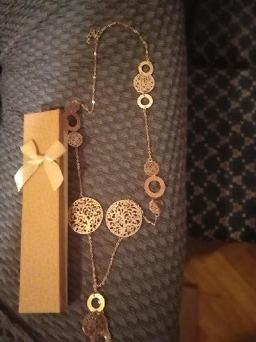 """Religijski nakit - Srbija: Grcka ogrlica, rucni rad male porodicne grcke firme, nazivaju je """"tali"""