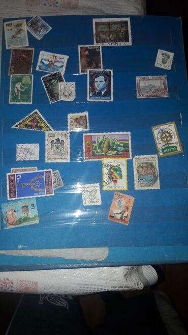 Марки - Азербайджан: Много марок по догоровной цене
