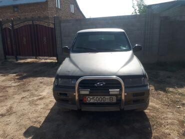 тюнинг санг йонг актион в Кыргызстан: Ssangyong Musso 2.9 л. 1996