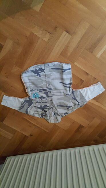 Dečije jakne i kaputi   Odzaci: Decija kosulja br.92