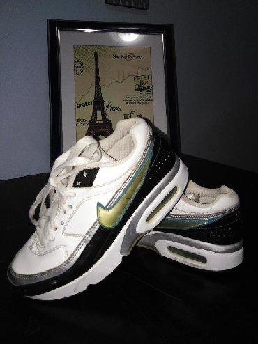 Dečije Cipele i Čizme | Uzice: Kozne Nike patikice 31 vel,izuzetno ocuvane Cena 1200