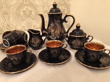 Чайный сервиз Кобальт в Бишкек