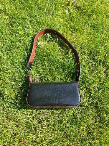 Женская сумка Багет. Кожаные изделия ручной работы. На заказ