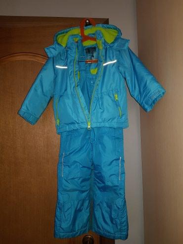 Детский мир - Кыргызстан: Зимний костюм(комбез) на рост 86см.Германия.В отличном состоянии!