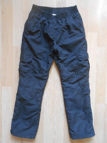Dečije Farmerke i Pantalone | Becej: Topolino termo trenerka/pantalone vel 8 god (128cm) Odlično očuvane, k