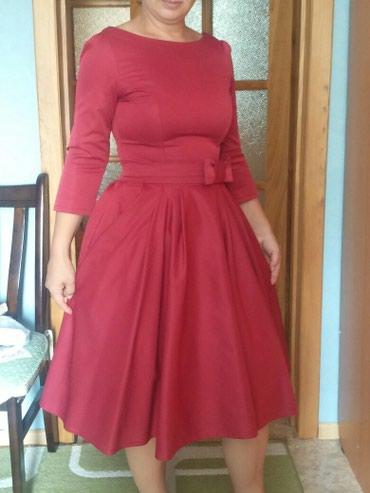 Продаю нарядное, пышное платье. Цена 1000сом, контактный телефон: в Бишкек