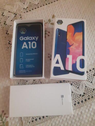 nomre - Azərbaycan: Yeni Samsung A10 32 GB göy