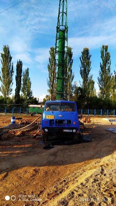 бурение скважин в оше в Кыргызстан: Бурение скважин