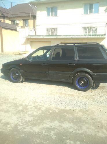 Автомобили - Бишкек: Volkswagen Passat 1.8 л. 1990