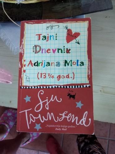 """Na prodaju komplet knjiga Adrijan Mol """"tajni dnevnik Adrijana Mola"""" - Ruma"""