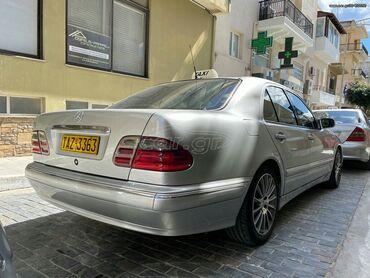 Mercedes-Benz E 270 2.7 l. 2001 | 157000 km