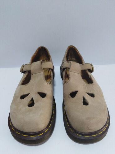 Dr martens - Srbija: Dr Martens original kožne sandale/cipele prirodna fina 100%koža,malo