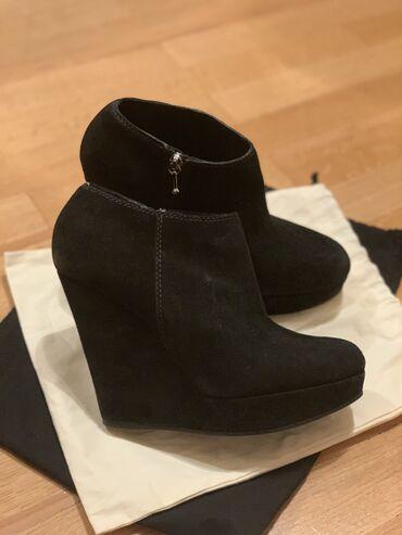 Bez cipele - Srbija: Dolce Gabbana cipele, original. Uz njih ide i njihova originalna kesa