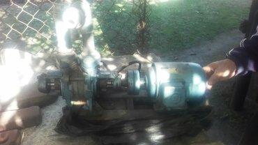Ostali instrumenti   Srbija: Pumpa za vodu trofazna