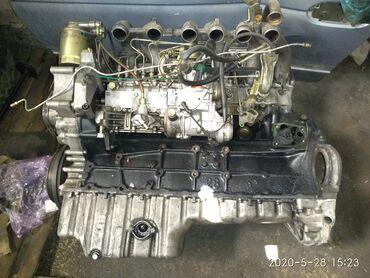Двигатель 603 дизель, Mercedes-Benz на запчасти