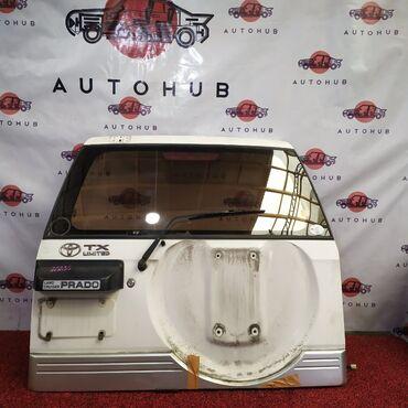 Багажник на ТАЙОТА ПРАДО 95 Toyota Land Cruiser Prado J95