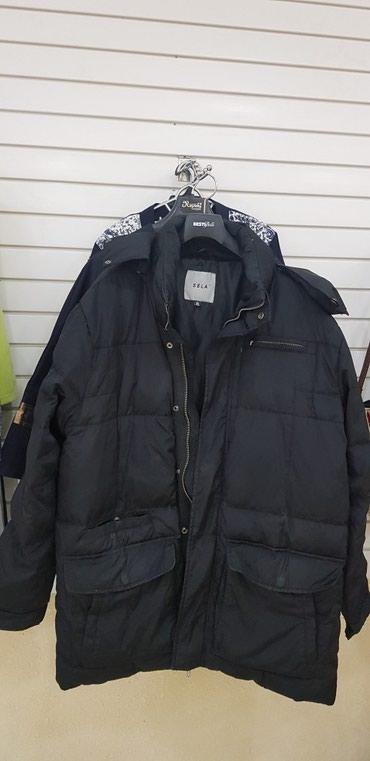 Куртка мужская 54-56 р Sela пуховик зимний, в Бишкек