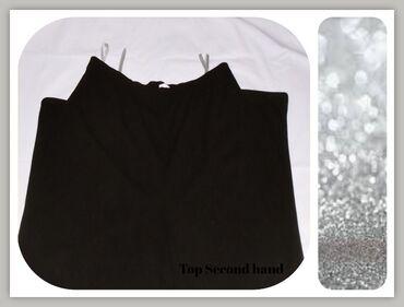 5.5. Elegantne crne XXL pantalone-26.9.✼Crne elegantne tričetvrt