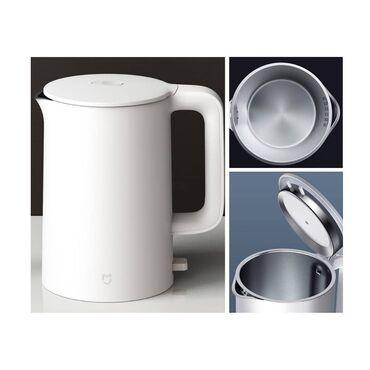Новый чайник от компании Xiaomi — Xiaomi Mijia Electric Kettle 1A ⠀