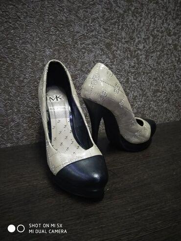 туфли-черные-женские в Кыргызстан: Туфли 12см #туфли #каблук #обувь #женские