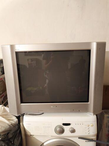 Телевизоры в Лебединовка: Продаётся большой телевизор SONY,пользовались годпоказывает хорошо,в
