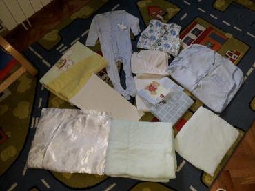 Vreca za spavnje,cebence,posteljina...sve sa slike... - Belgrade