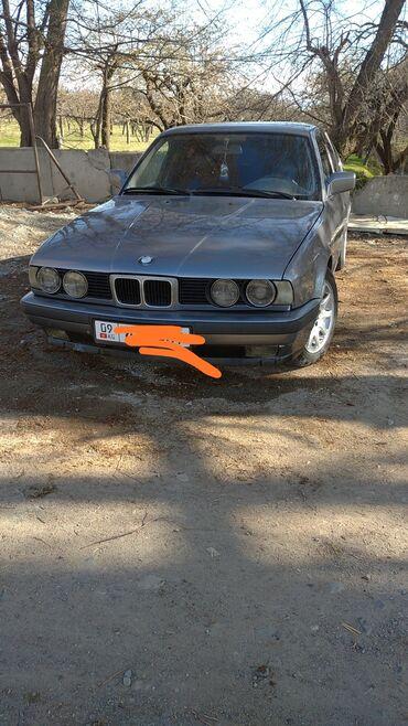 Транспорт - Григорьевка: BMW 520 2 л. 1991