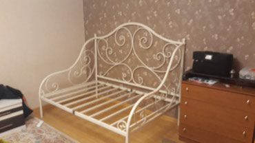 На заказ делаем кровати одно местные двухместные.. в Бишкек