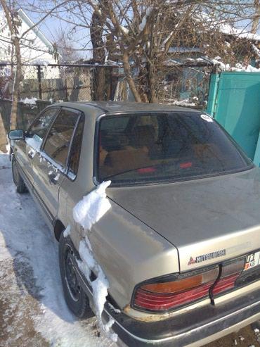 Mitsubishi Galant 1989 в Лебединовка