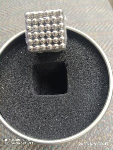 Детский мир - Беш-Кюнгей: Неокуб. 3 мм -216 штук. Есть 5 мм. 1500 сом