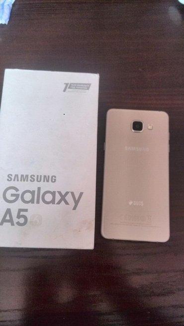 Bakı şəhərində Samsung a5 2016