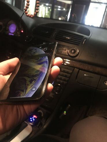 зарядка meizu в Кыргызстан: Б/У iPhone Xs Max 64 ГБ Черный