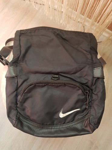 Torbe | Srbija: Nike torbica original,crne bojeima veliki kais,samo se nike znak