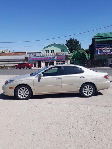 bufer zvuk в Кыргызстан: Lexus ES 3 л. 2003 | 193000 км