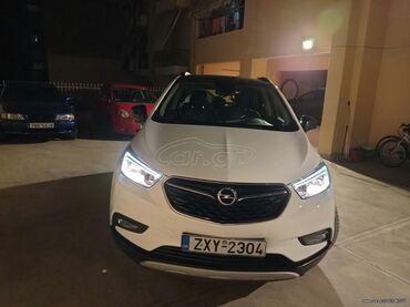 Opel Mokka 1.6 l. 2017   110000 km