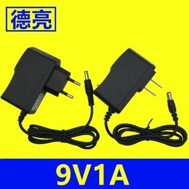 Блок питания LYW-10910 output-9V-1A штекер 5,5 *2,5 совместимый с5,5