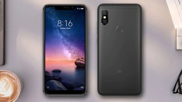 Xiaomi Redmi note 6 pro 4/64gb Global Version использовал 2 в Душанбе
