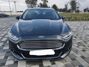 Ford Fusion 1.5 l. 2014 | 98000 km